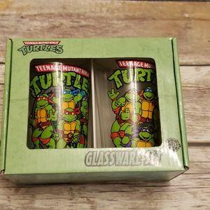Teenage Mutant Ninja Turtles Glassware Set